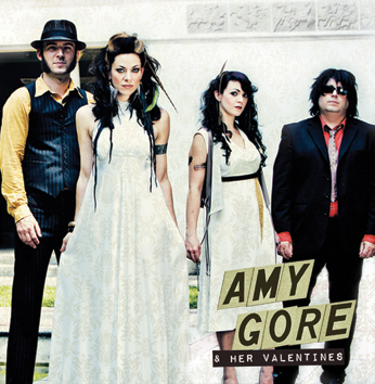 Amy Gore CD cover