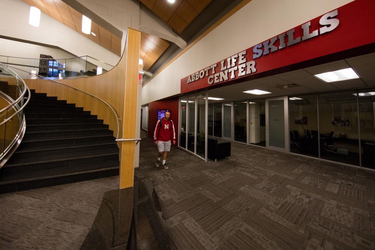 Life Skills Center in Memorial Stadium