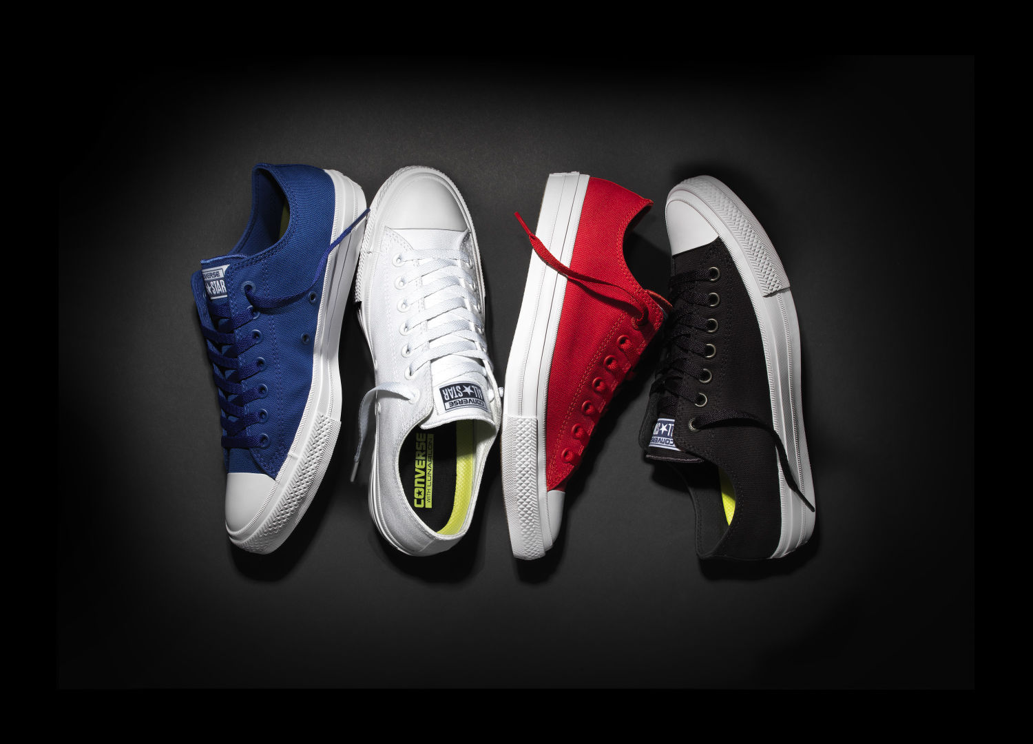 The new Chuck Taylors will actually be