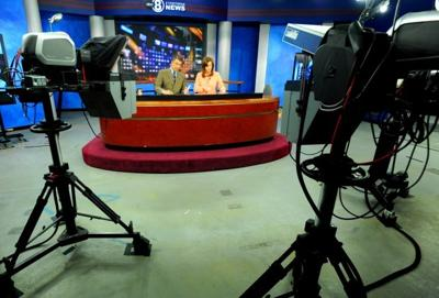Channel 8 newscast