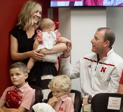 Huskers baseball coach Will Bolt, 6.20