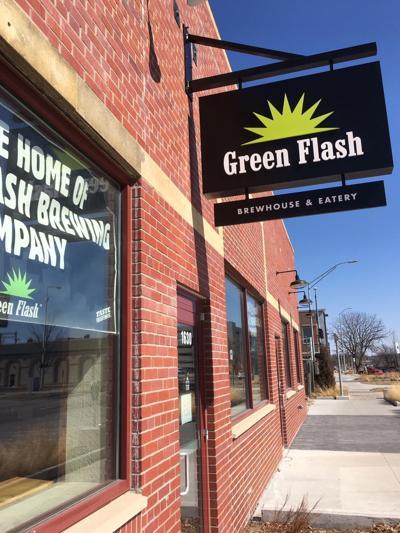 Green Flash to open Lincoln brewpub, restaurant next month