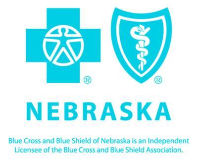 BCBSNE Logo, 06/30/2014