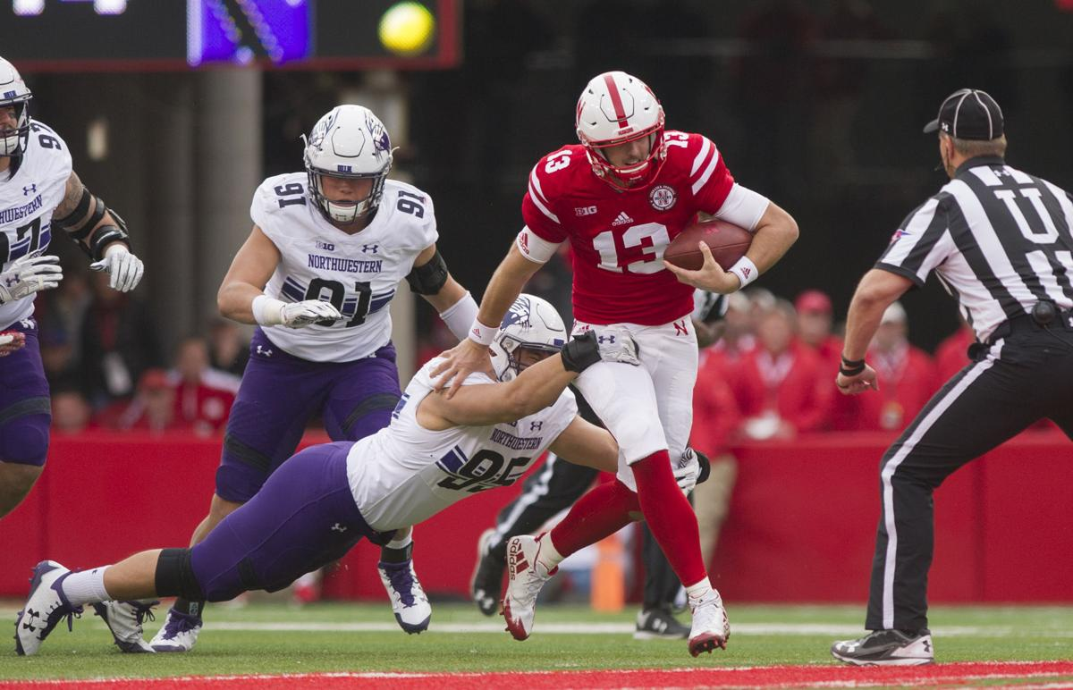 Northwestern vs. Nebraska, 11/4/17