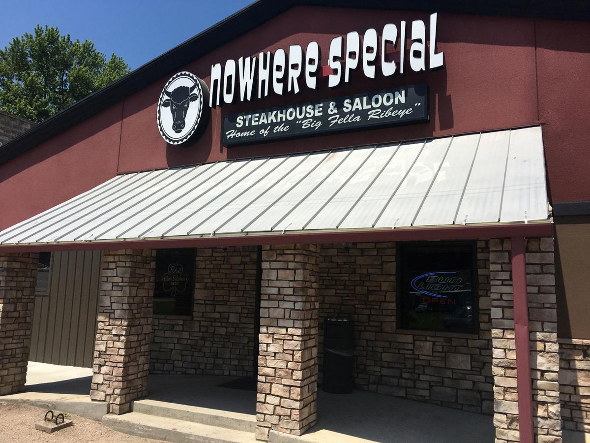 Nowhere Special In Linwood