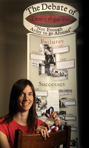 National History Day Winner Wants To Continue Designing