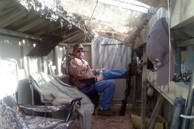 Duck Blinds Can Be A Haven For Hunters Outdoors Journalstarcom