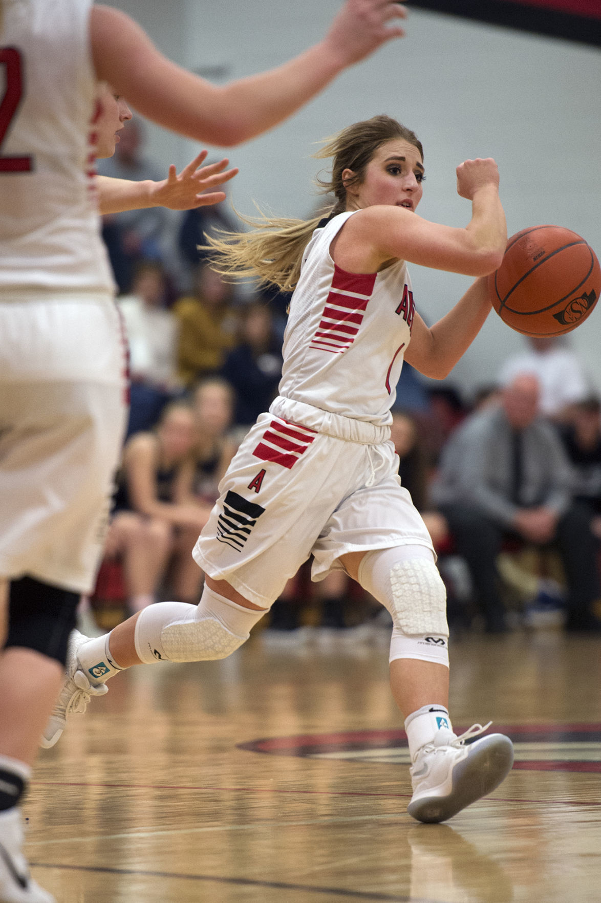 Auburn Girls Set The Tone Defensively To Handcuff Lincoln