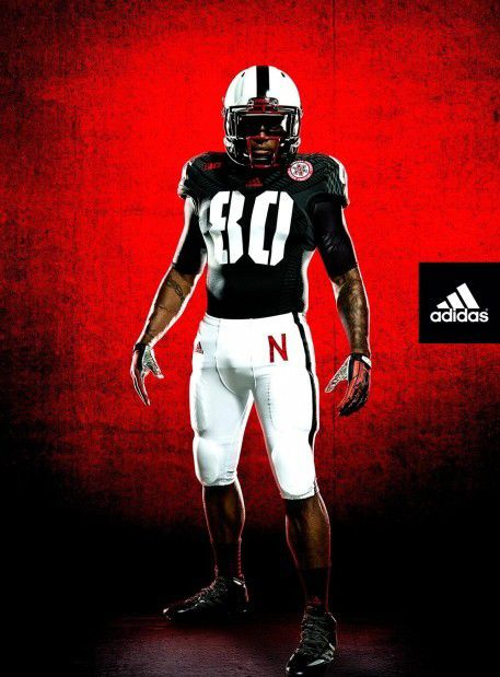 release date 9fe51 70a7d See the Huskers black alternate uniform for the 2019 season ...