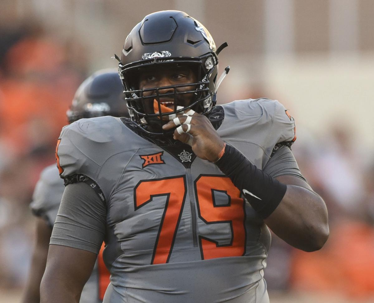 Darrion Daniels A Graduate Transfer Dt Says Chance To Play With