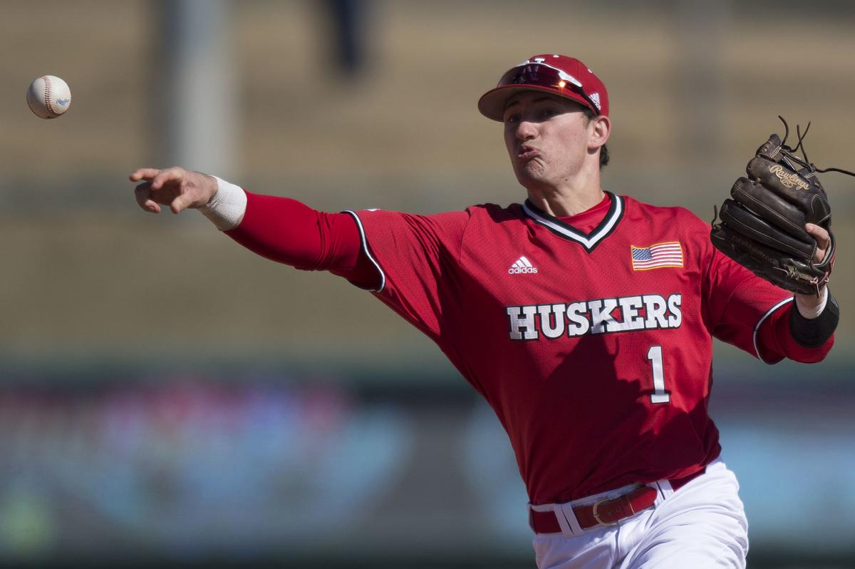 Cal Poly vs. Nebraska baseball, 3/8/18