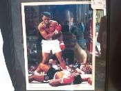 Boxing Autographed Photo