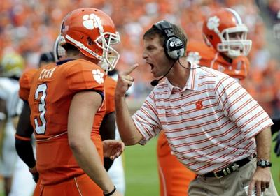 Pelini, Swinney two of a kind   (copy)