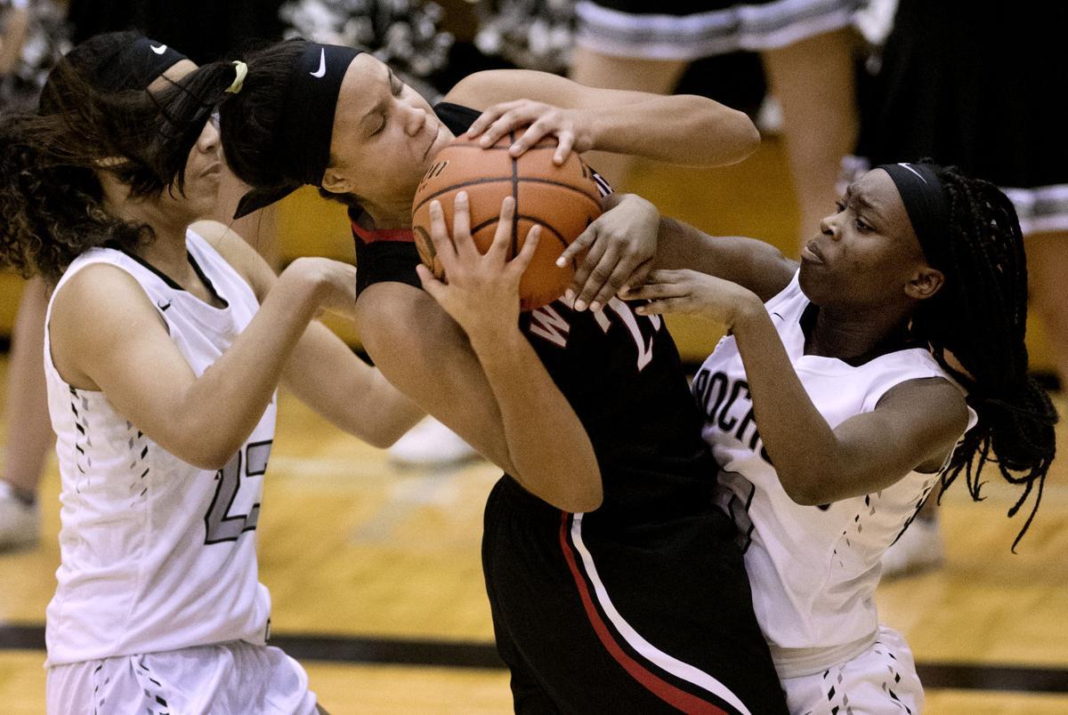 Westside vs. Northeast girls hoops, 11/30/17