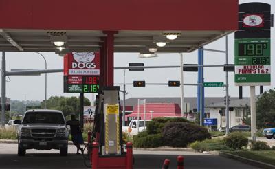 Gas under $2