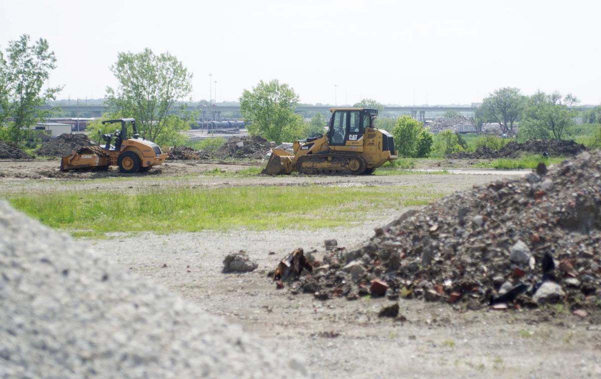 Lincoln Sports Complex Construction, 5.30