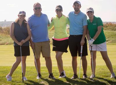 Friends of Ager Golf team