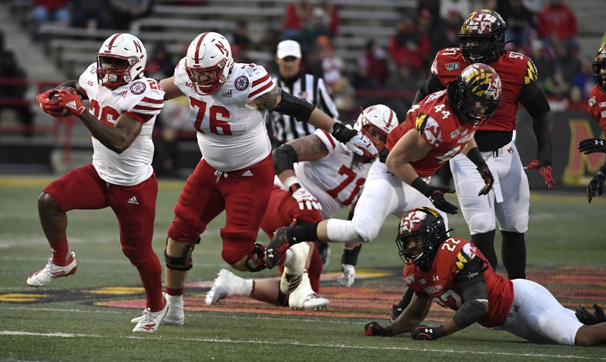 Husker offense rounding into form with Iowa looming ...
