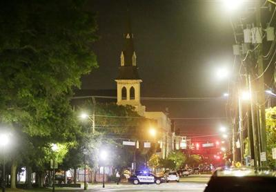 The latest on church shooting: Suspect said he had 'a plan'