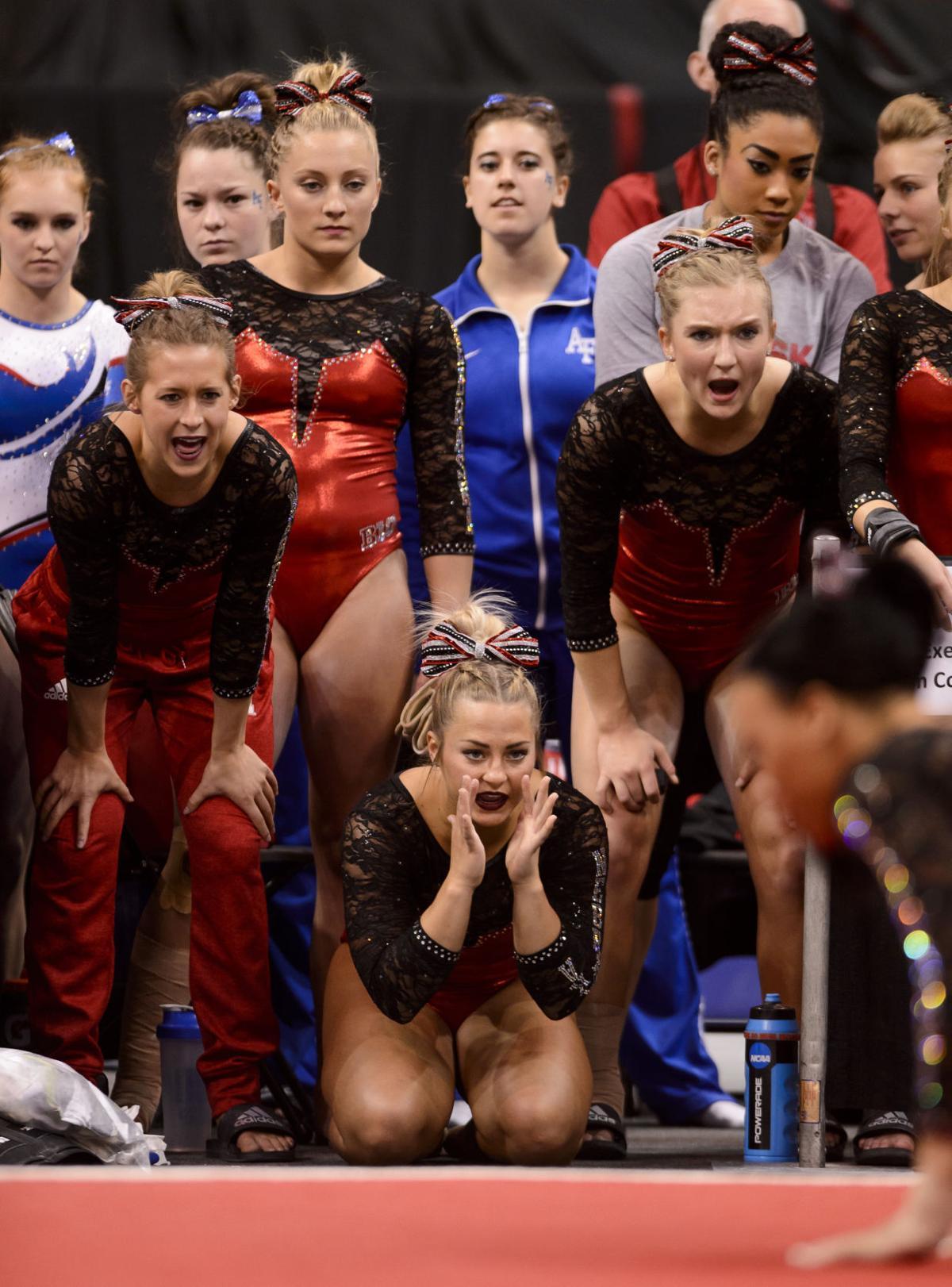 NCAA Gymnastics, 4/1/17