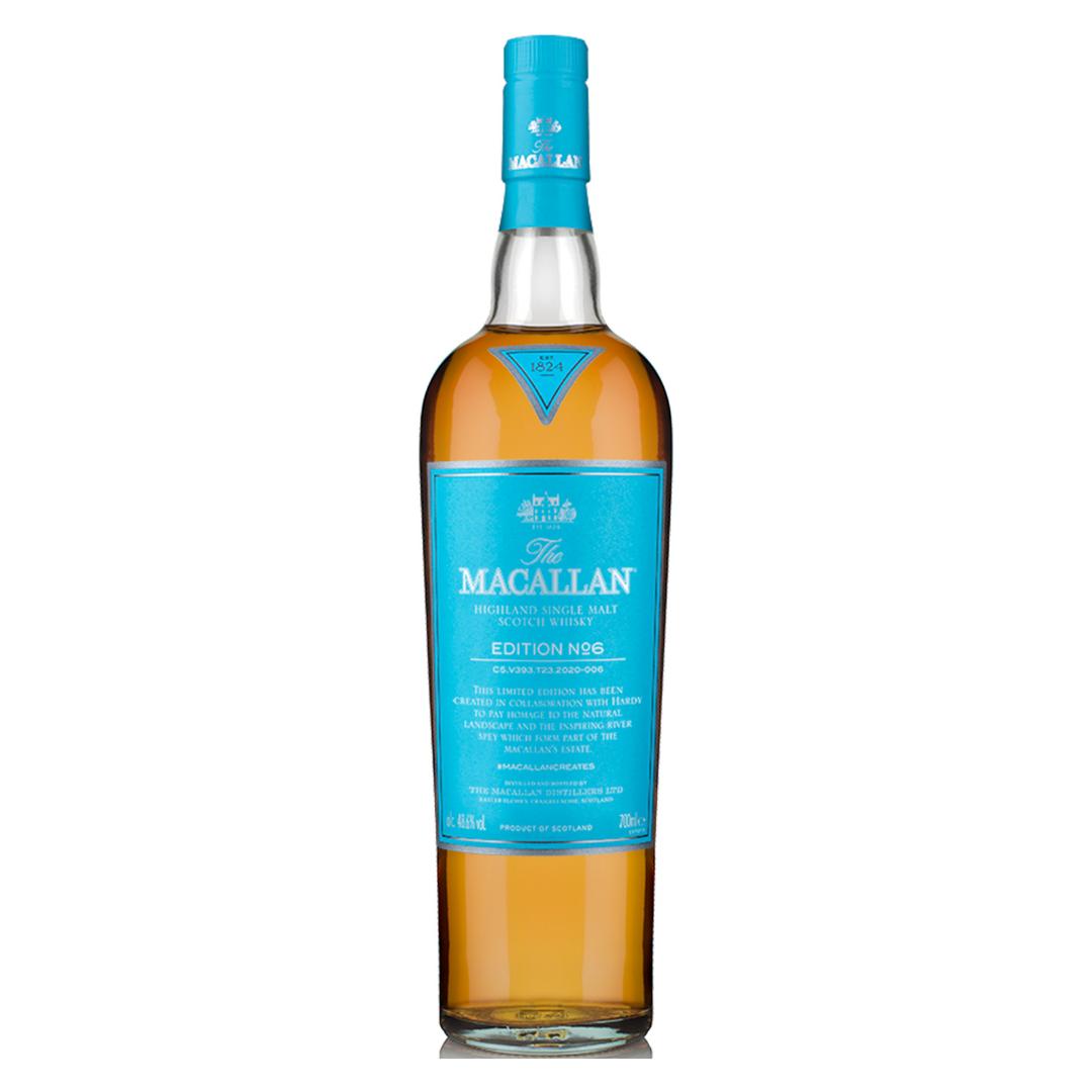 The Macallan Edition No. 6..