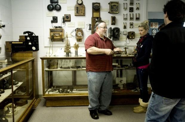 Telephone museum