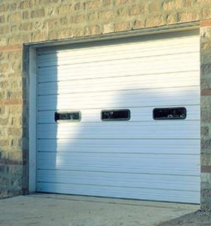 Sectional Steel Door