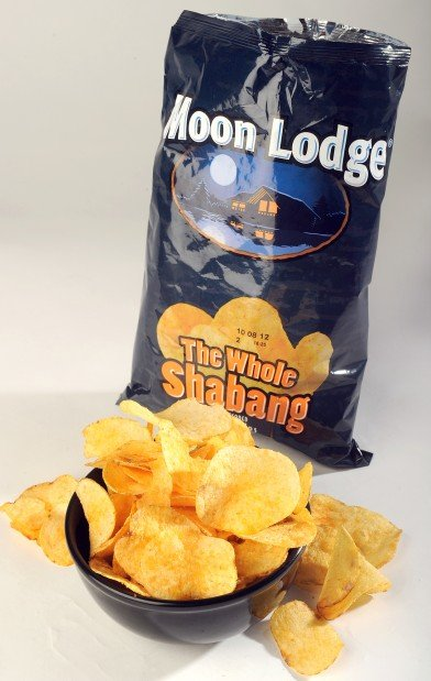 Moon Lodge potato chips
