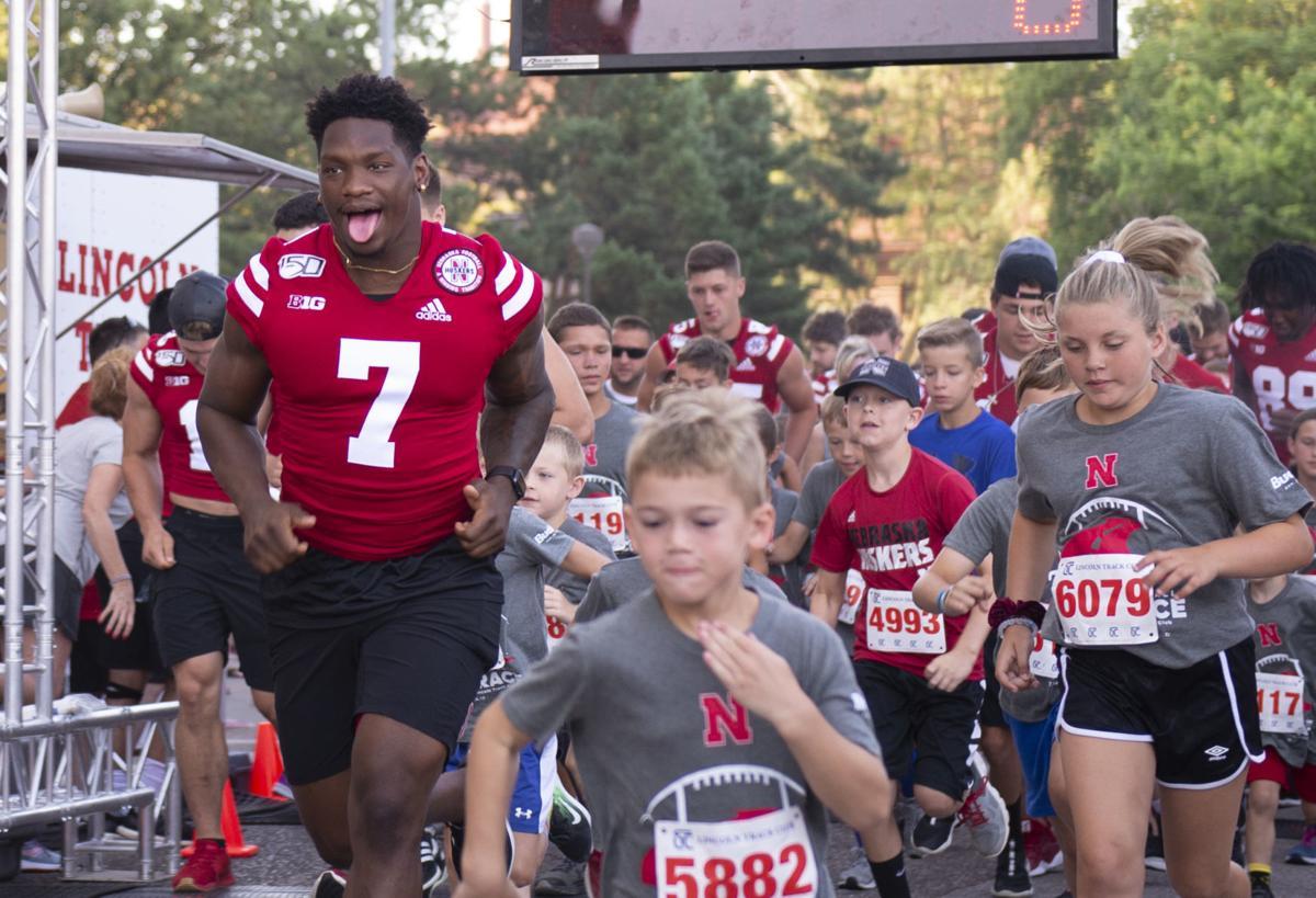 Nebraska Football Road Race, 7.14