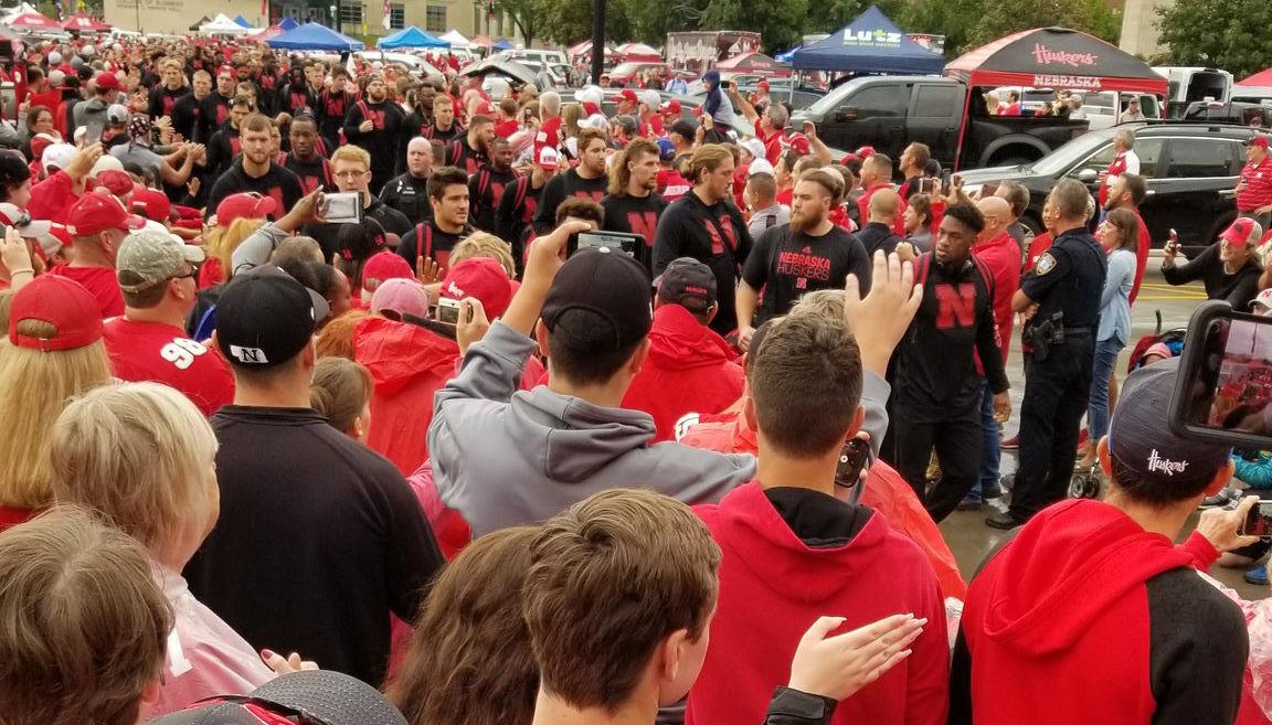 Nebraska vs. South Alabama, 8.31