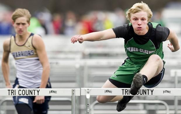 tri county track meet 2013