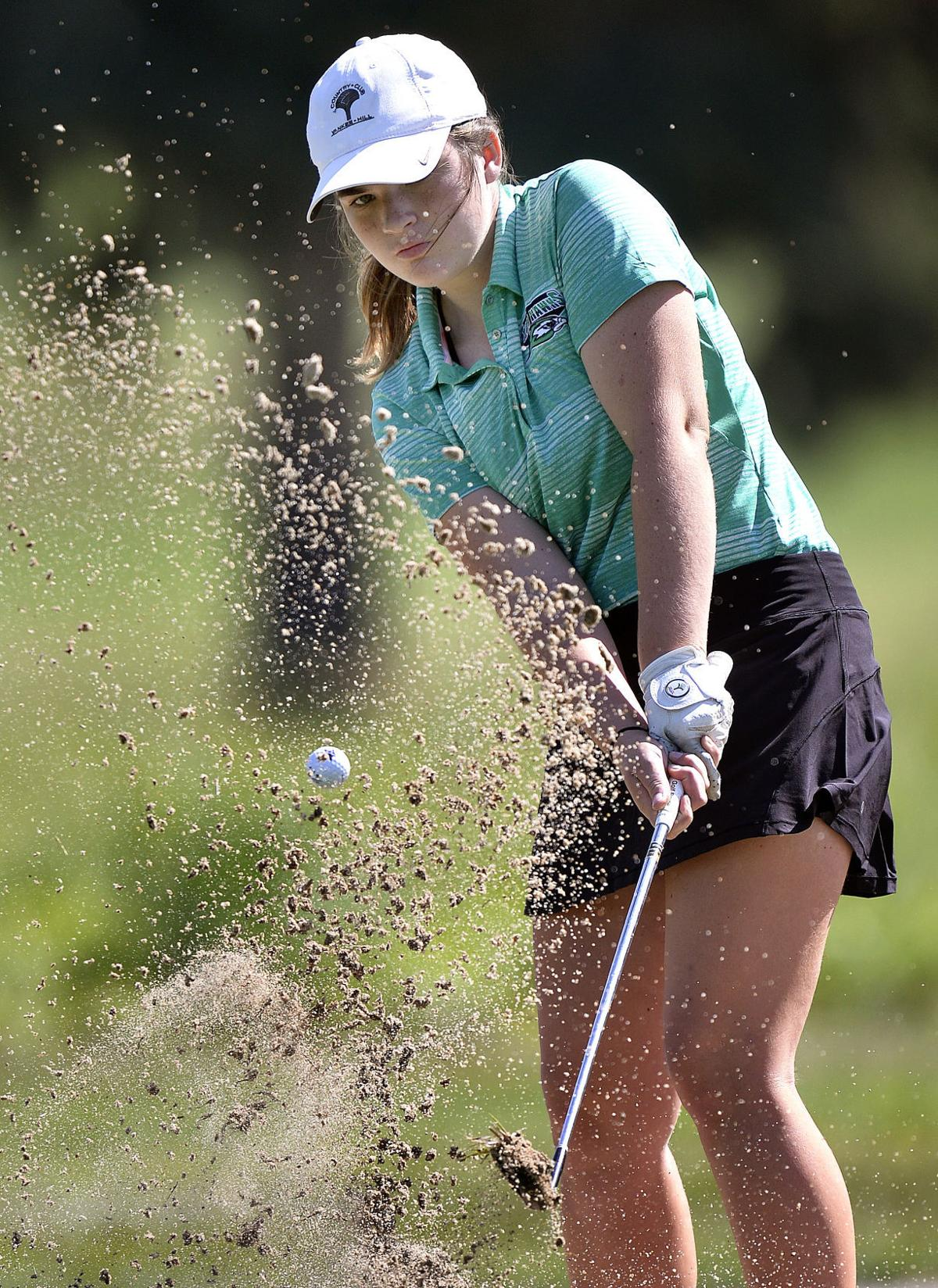 Lincoln Southeast Invitational, prep girls golf, 9/7/17