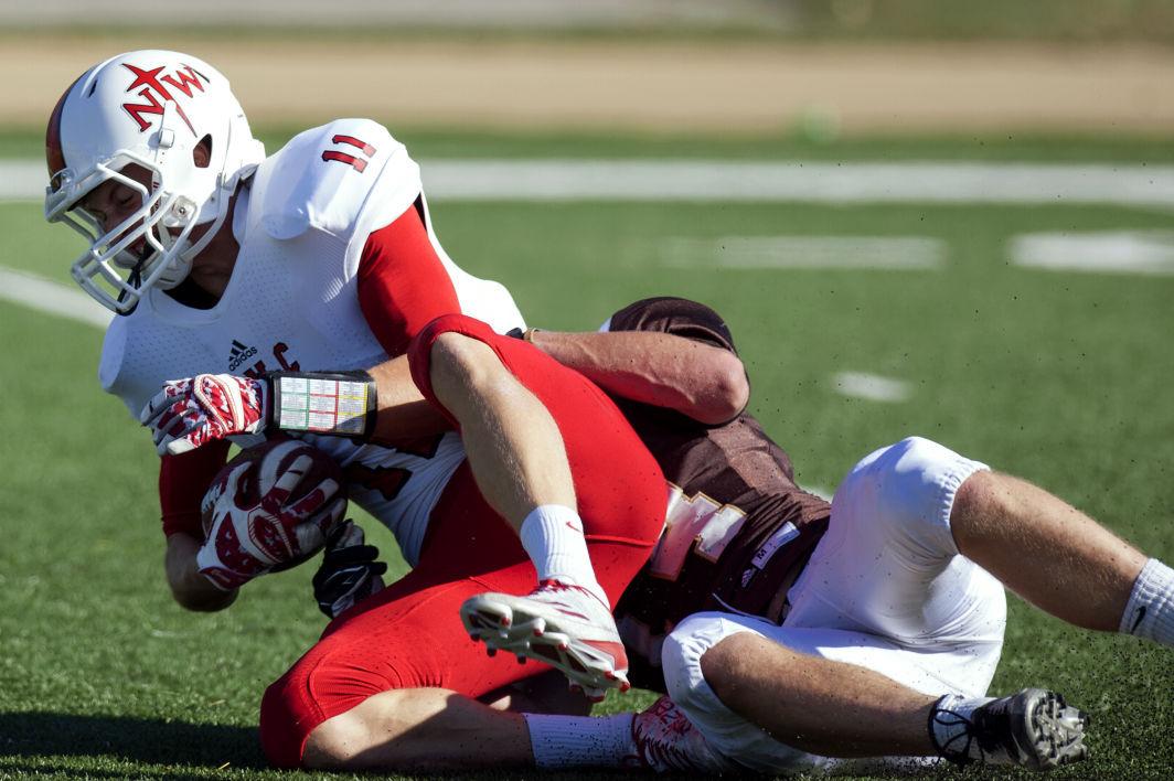 State college football, Northwestern vs. Nebraska Wesleyan, 11.7.15