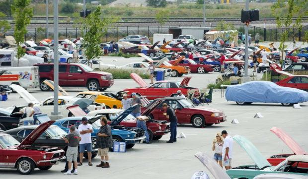 Mustang Show