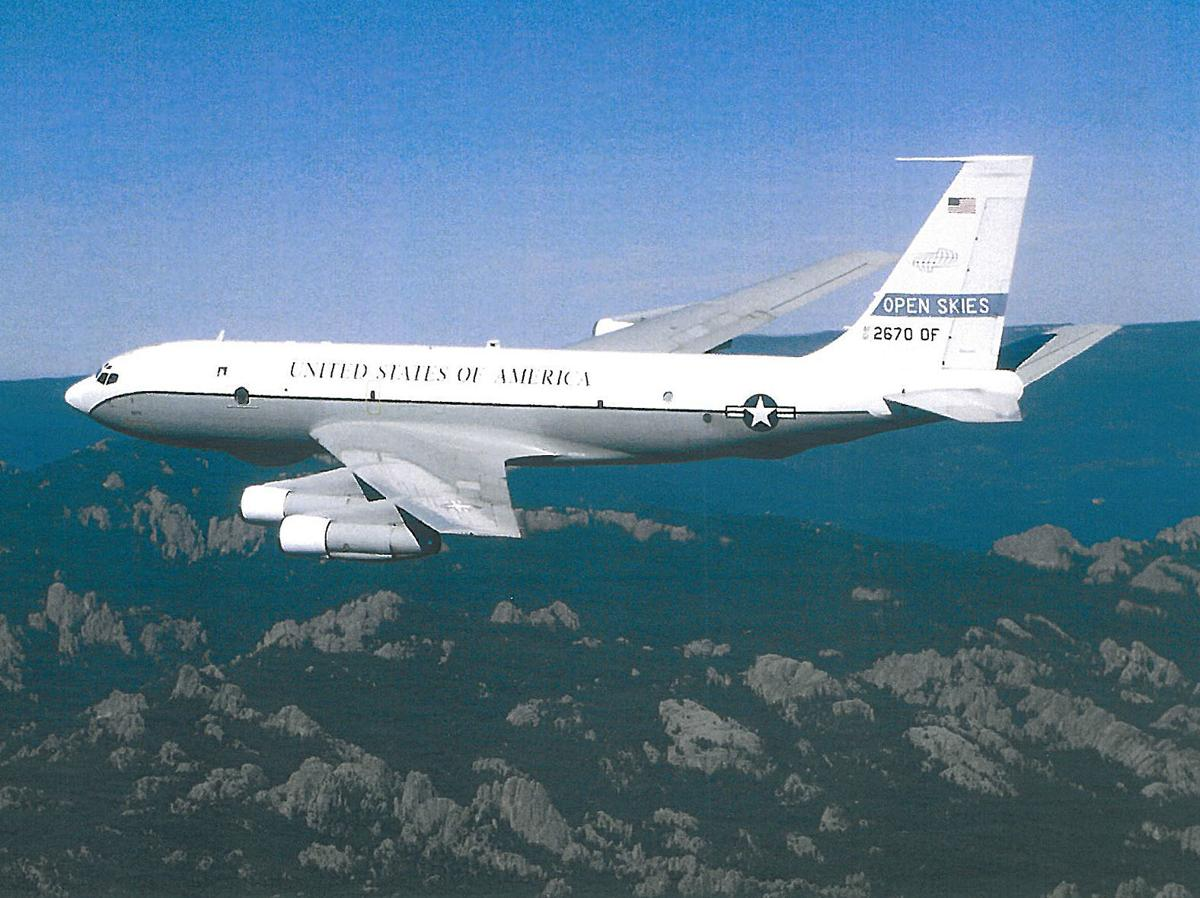 Offutt aircraft will be flying over Lincoln in 2020 after airport