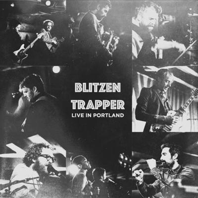 Blitzen Trapper album cover