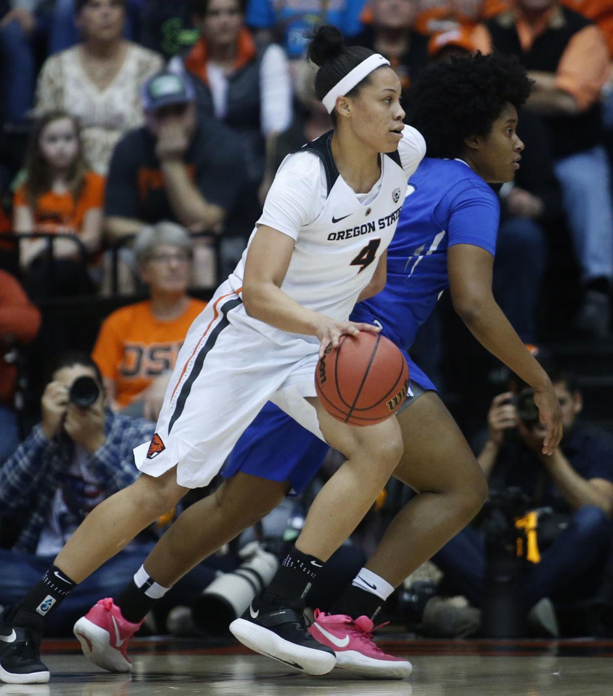 NCAA Creighton Oregon St Basketball