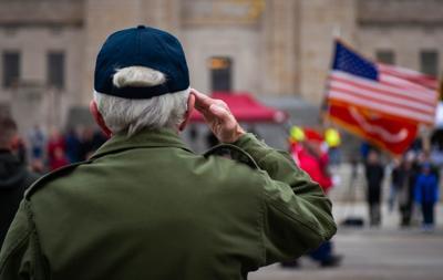 Veterans Parade, 11/3