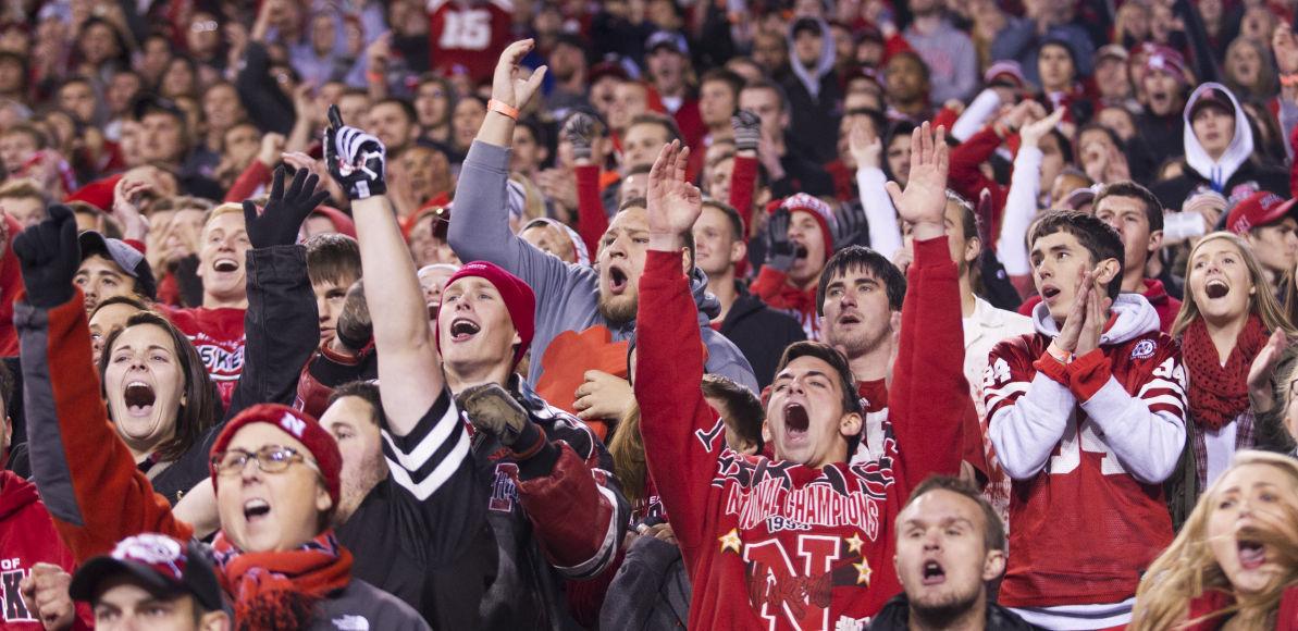 Michigan State vs. Nebraska, 11.7.15