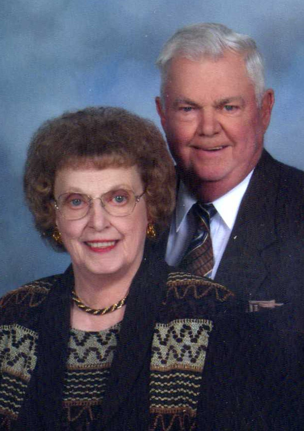 Happy 66th anniversary, Mom and Dad