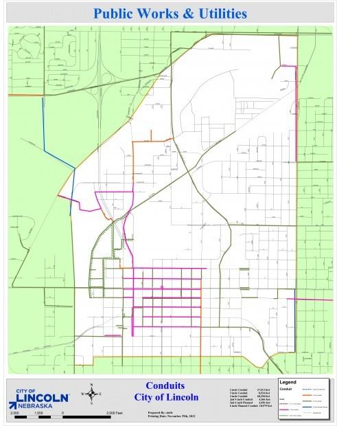 Downtown Technology Improvement District map journalstarcom