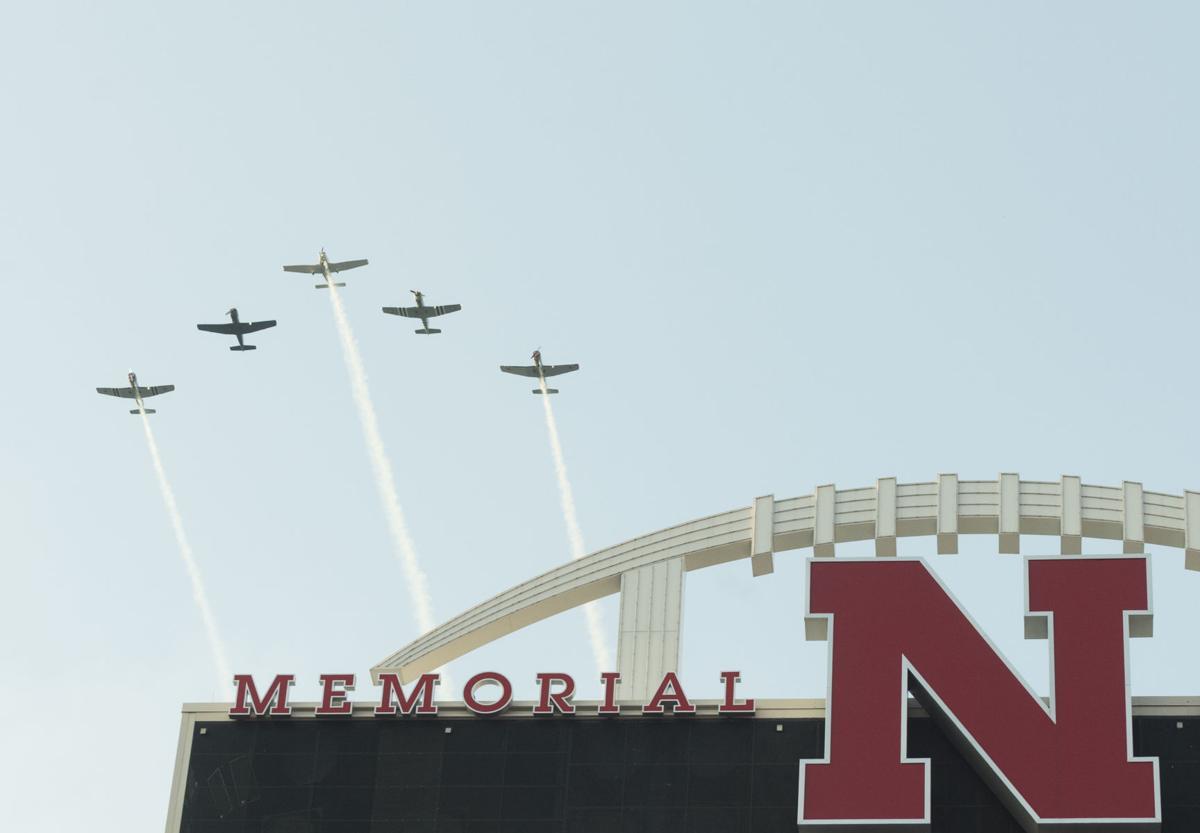 Arkansas State vs. Nebraska, 9/2/17
