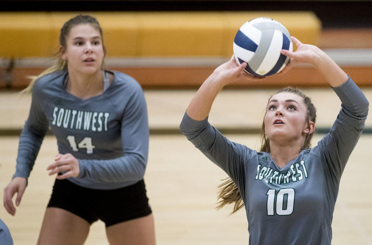 Prep Volleyball Ratings 9 18 High School Volleyball Journalstar Com