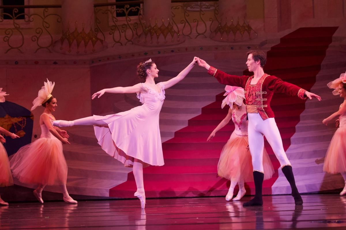 Warm Weather Helps 33rd Annual Nutcracker Ballet Draw Near