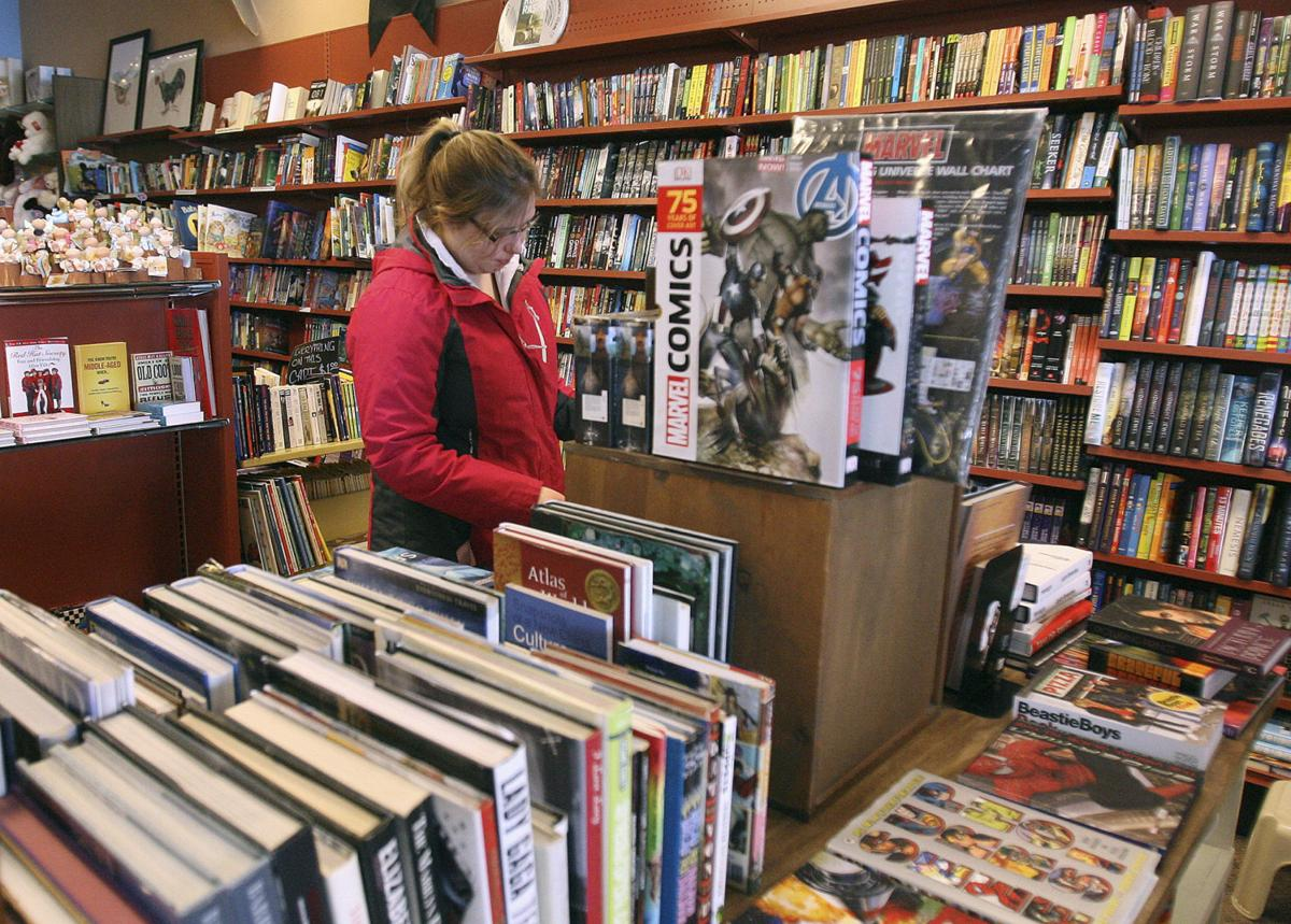 Exchange Hastings Books
