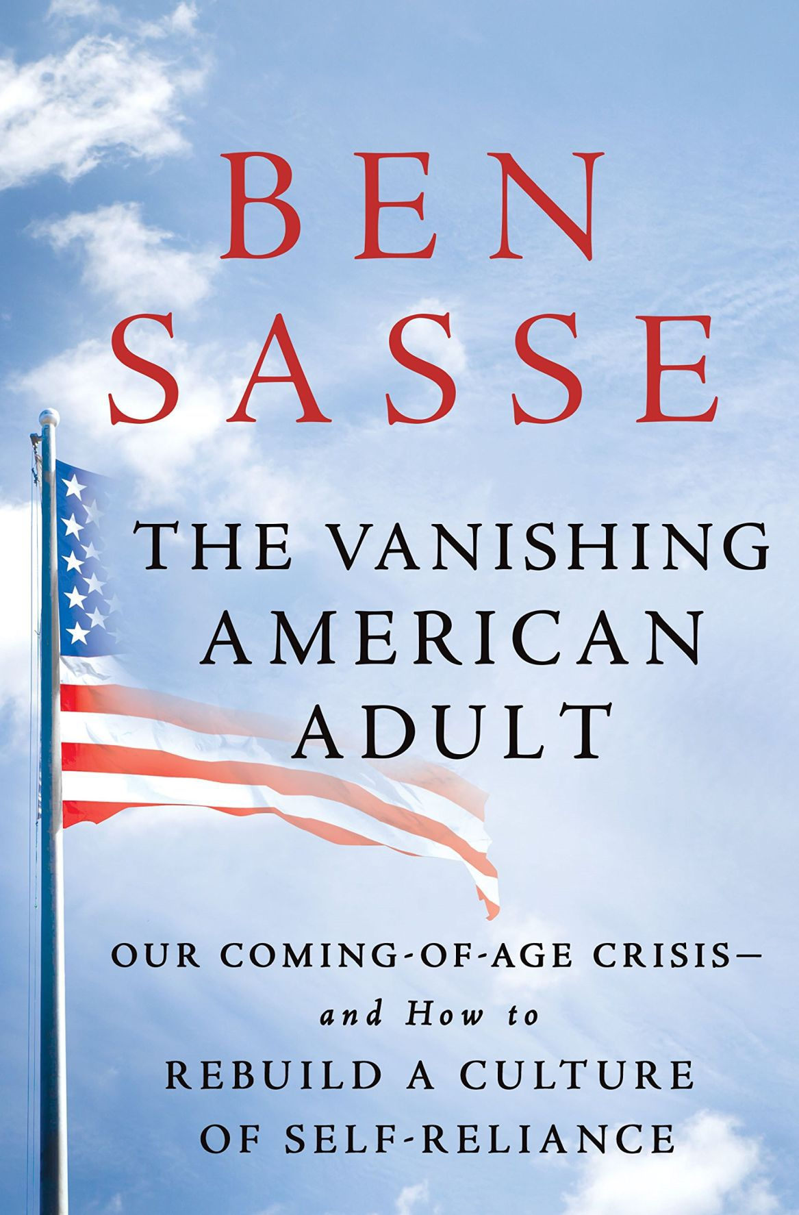 Ben Sasse book cover