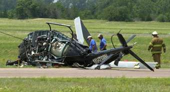 Three Families Will Get 18 4 Million For 2002 Helicopter