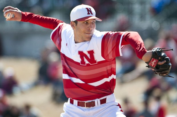 Sinclair Strong Again As Huskers Cruise To Win Baseball