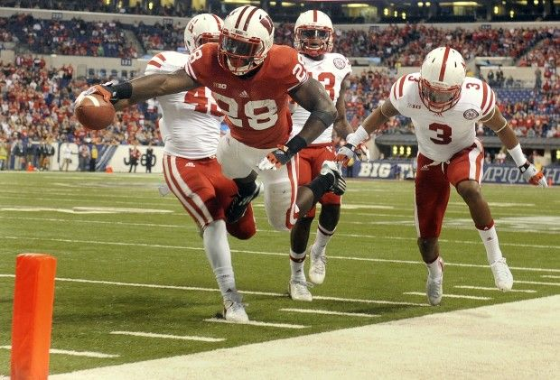 Nebraska vs. Wisconsin, 12.1.12