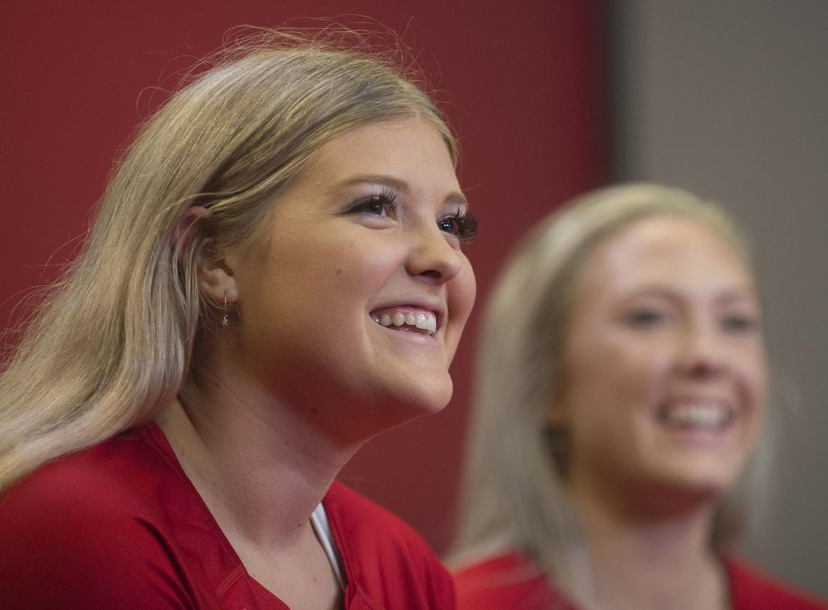 Nebraska Volleyball Media Day, 8.9